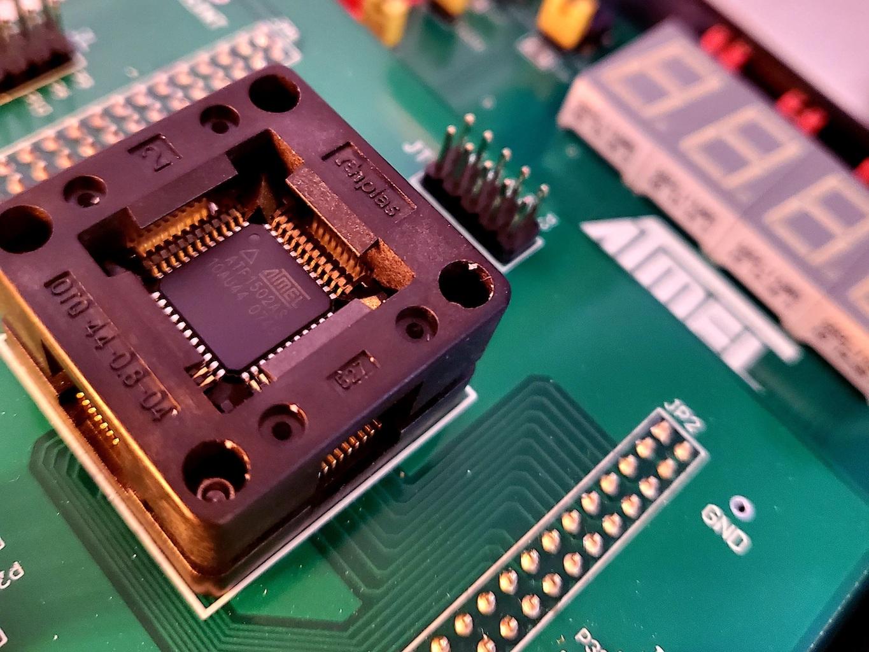 ATF15xx VHDL Development on the Cheap