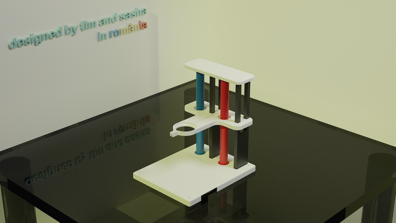 Makeable USB Microscope Stand