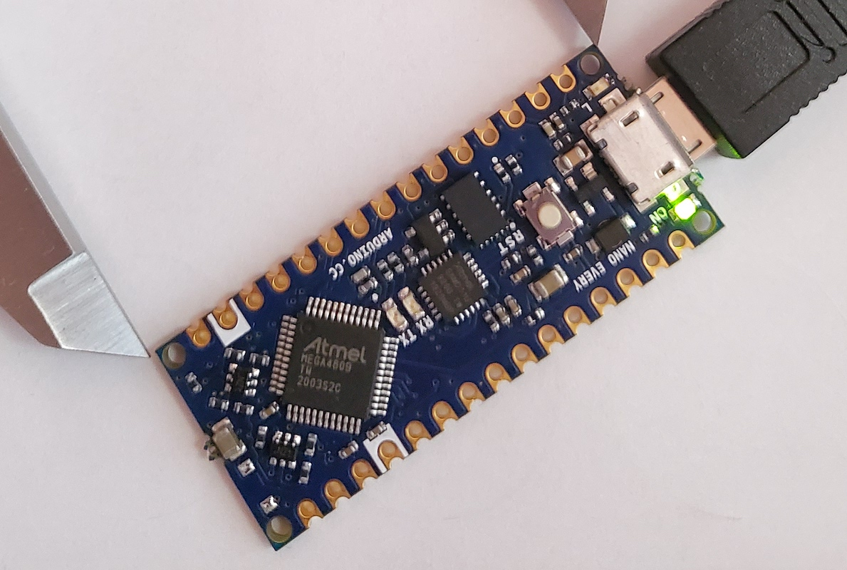 Compiling Rust for the Arduino Nano Every - Part One